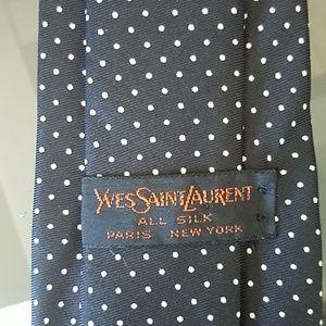 NWOT Yves Saint Laurent  tie